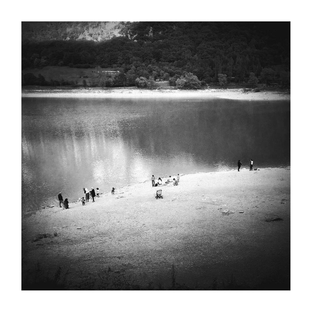 Lake Gathering