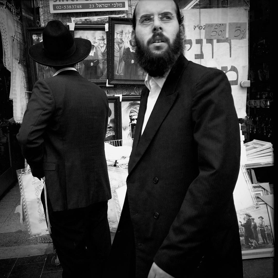 New session from Mea Shearim in Jerusalem.