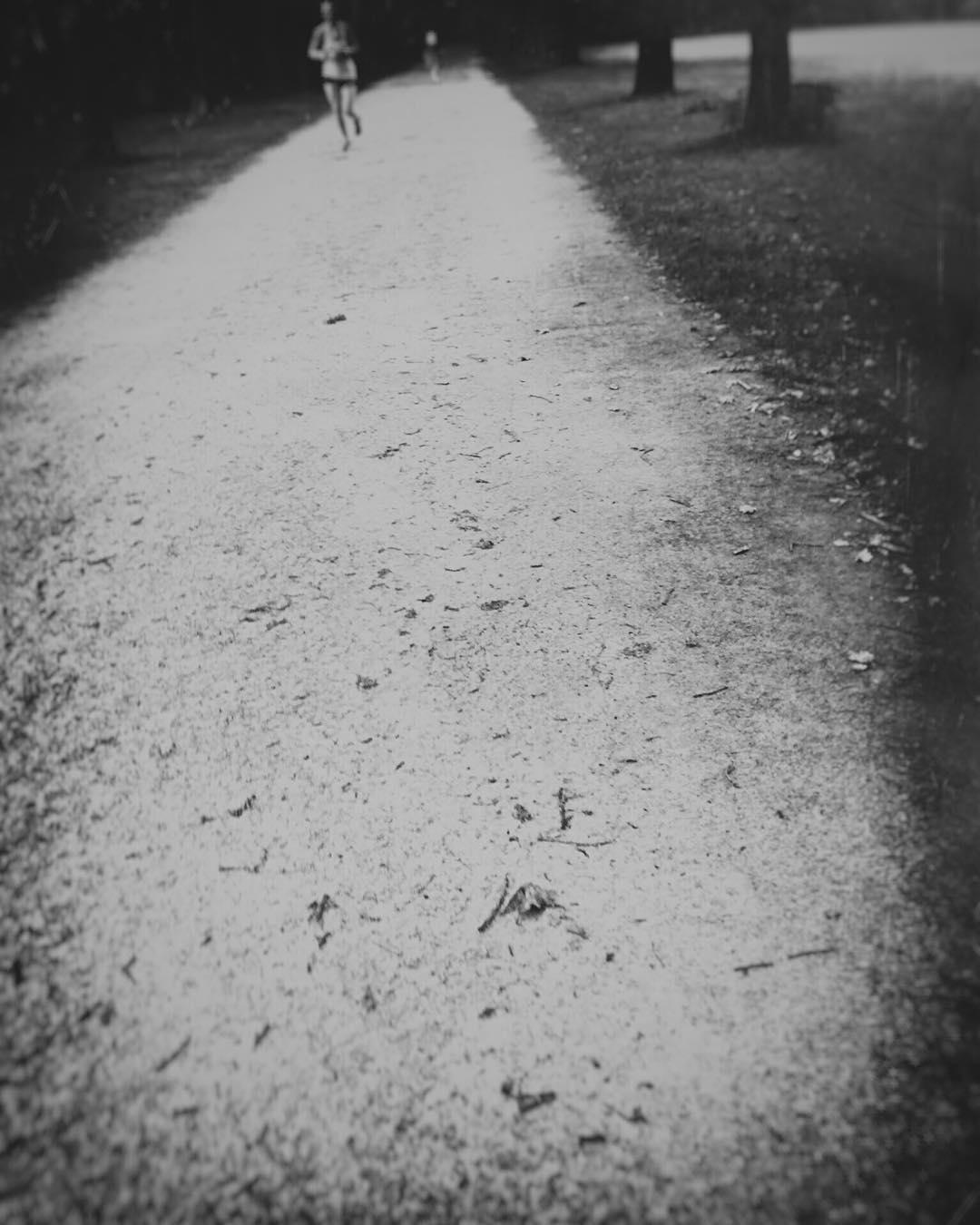 Path-ology of a runner