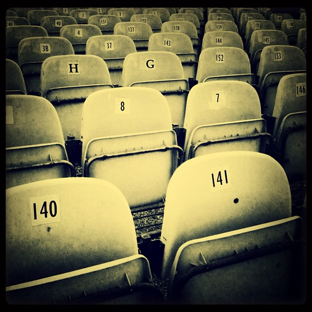 Silence Of The Seats