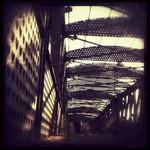 The bridge of...