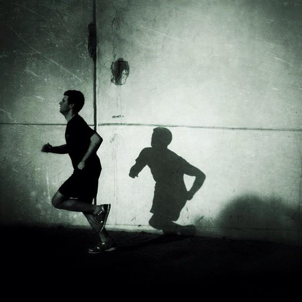 Run Away Shadow