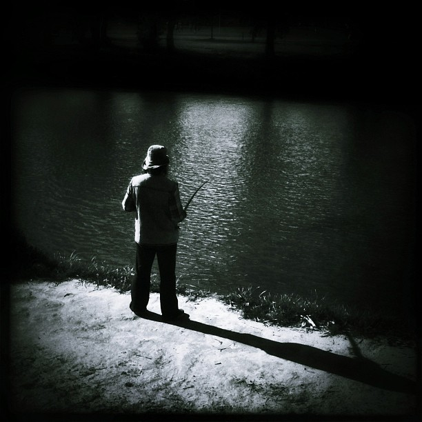 Light Reveals - Shadows Define ~ Rick Sammon