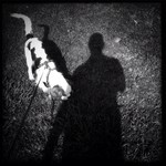 My shadow and I