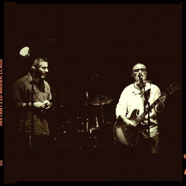 Ehud Banai & Eviatar Banai. My second entry for _livemusic