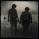 Into the sea...