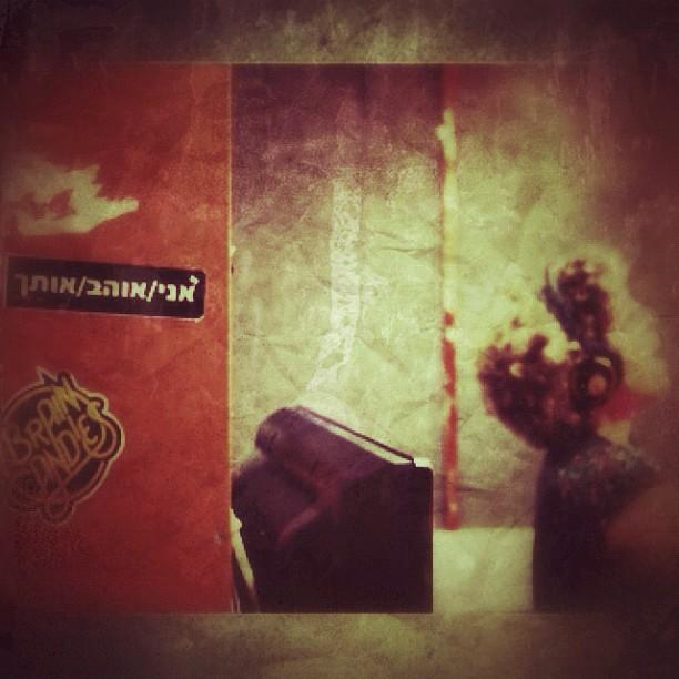 Lunacidal Tendencies - Live session in Radio GLZ with Yoav Kutner. Vocals: @mikasadepika