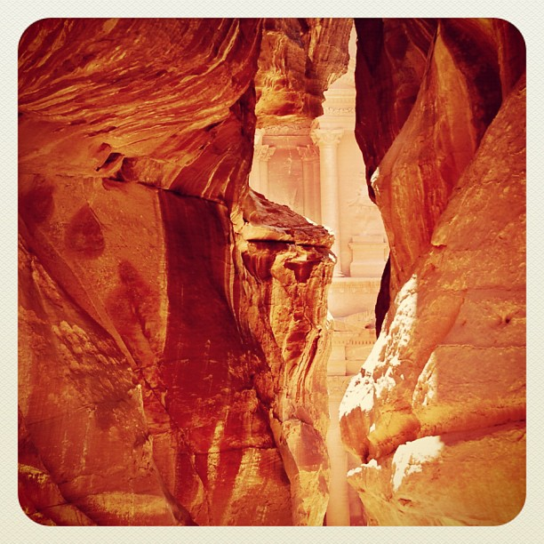 There is that special moment, where you go all the way down, to the end of the SIQ, where the first view of the