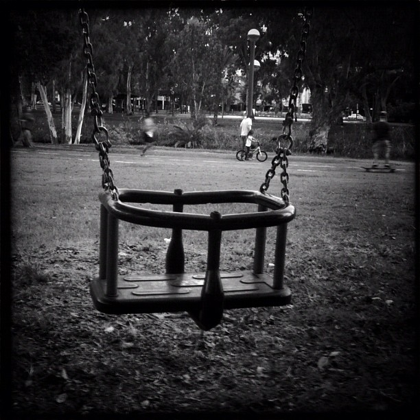 Haunted Swing