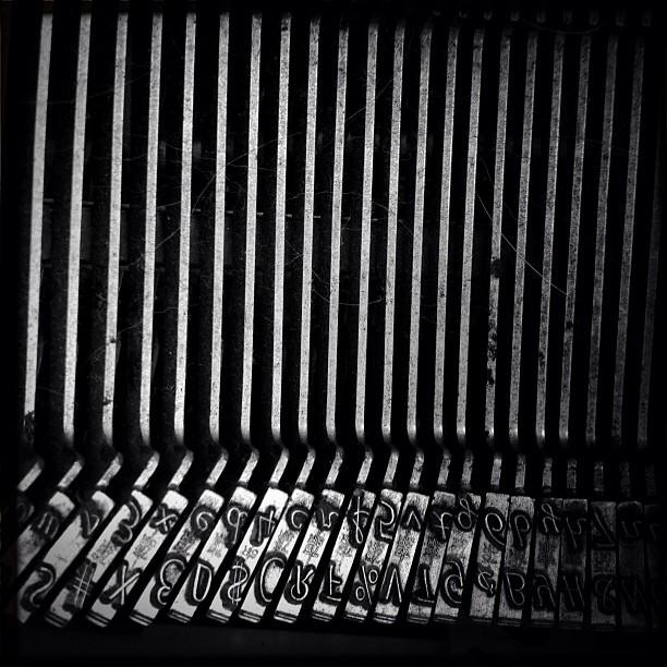 The Typewriter series - Part I