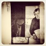 Old woman (vintage)...
